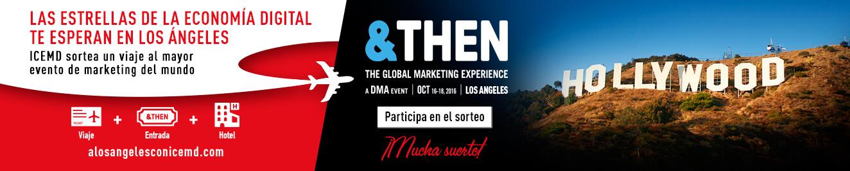 Sorteo mayor evento de marketing del mundo, Los Ángeles