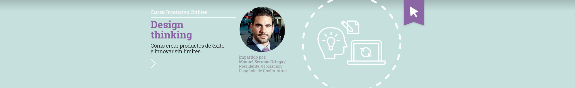 Curso Intensivo Online: Design Thinking