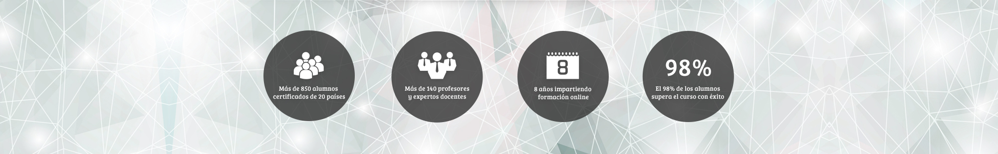 Formación online datos