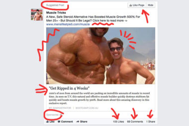Facebook ads