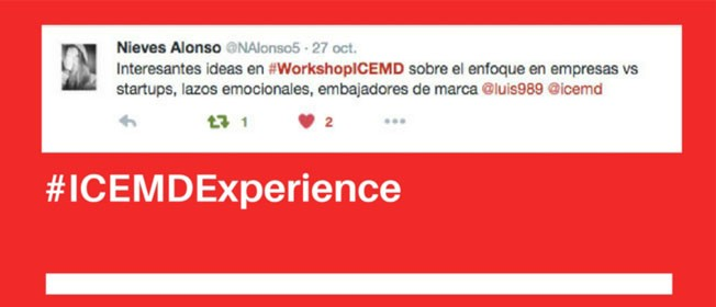 icemd experience nieves alonso
