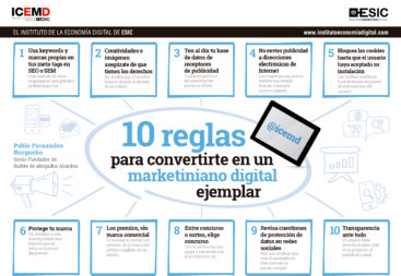 Reglas para convertirte en un marketiniano digital ejemplar