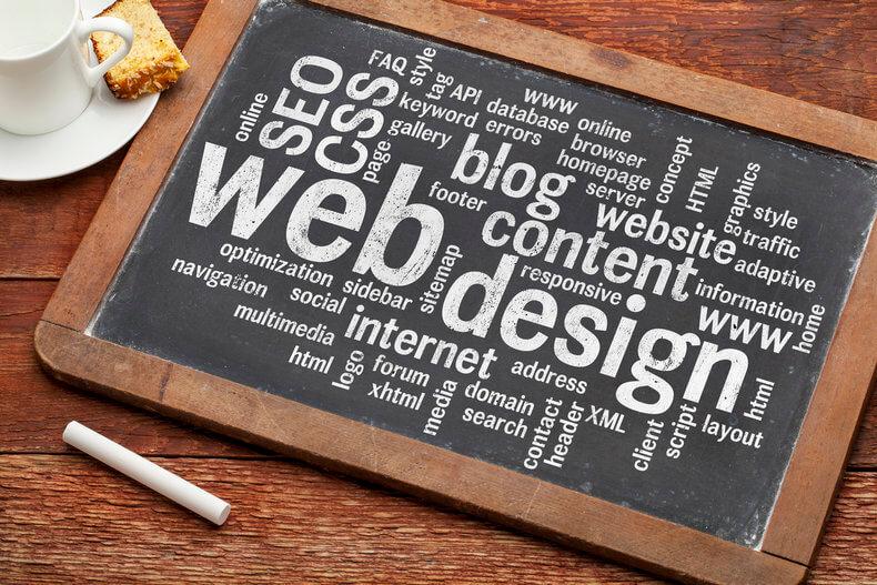 diseño web movil