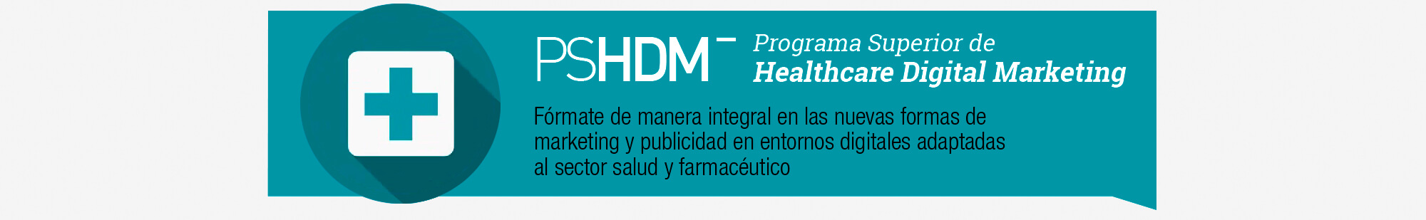 Programa Superior en Healthcare Digital Marketing