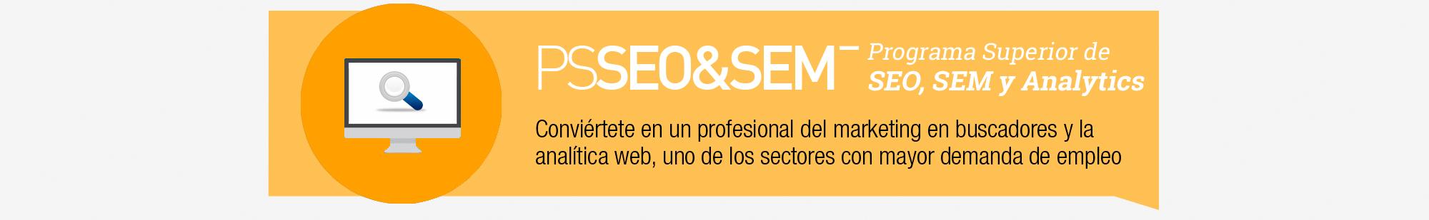 Curso de SEO, SEM y Analytics