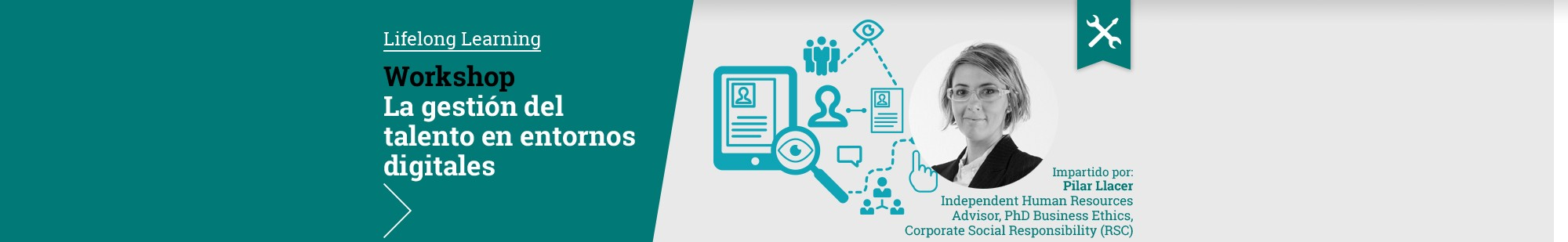 Workshop en Gestión del Talento en entornos digitales