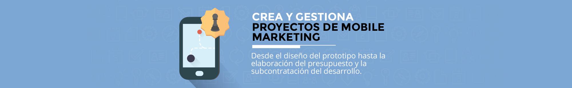 Curso Especializado Online Mobile App Marketing