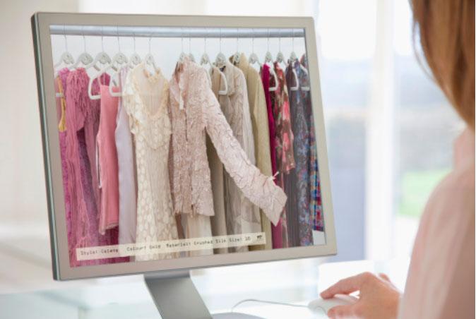 Comercio electrónico en moda