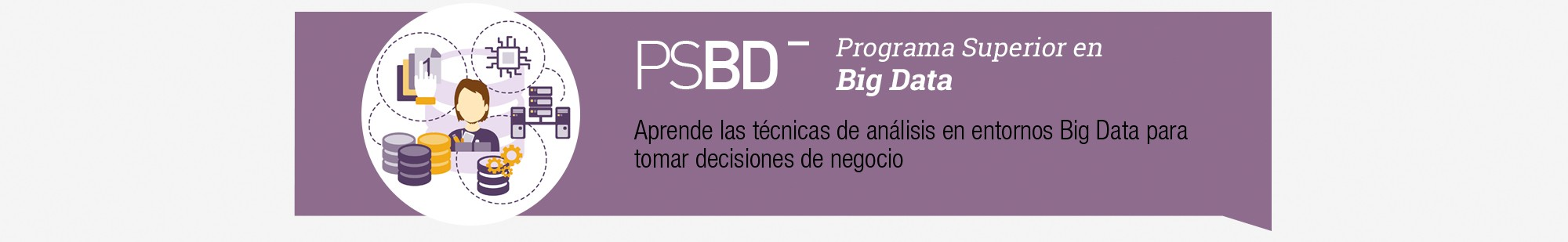 Programa Superior en Big Data