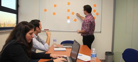 Diagnóstico del nivel de competencias digitales en la empresa