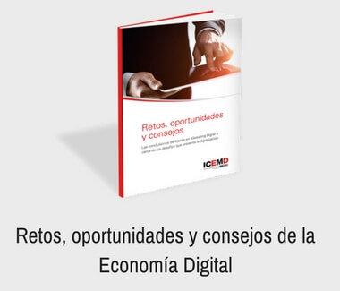 Descargar Retos, Oportunidades y Consejos de la Economía Digital