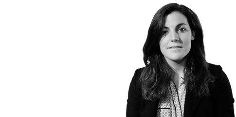 Olga del Ama, antigua alumna del Programa Superior de Comercio Electronico
