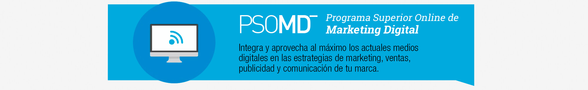 Programa Superior Online de Marketing Digital