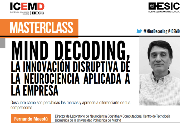 Mind decoding. Más allá del neuromarketing… -