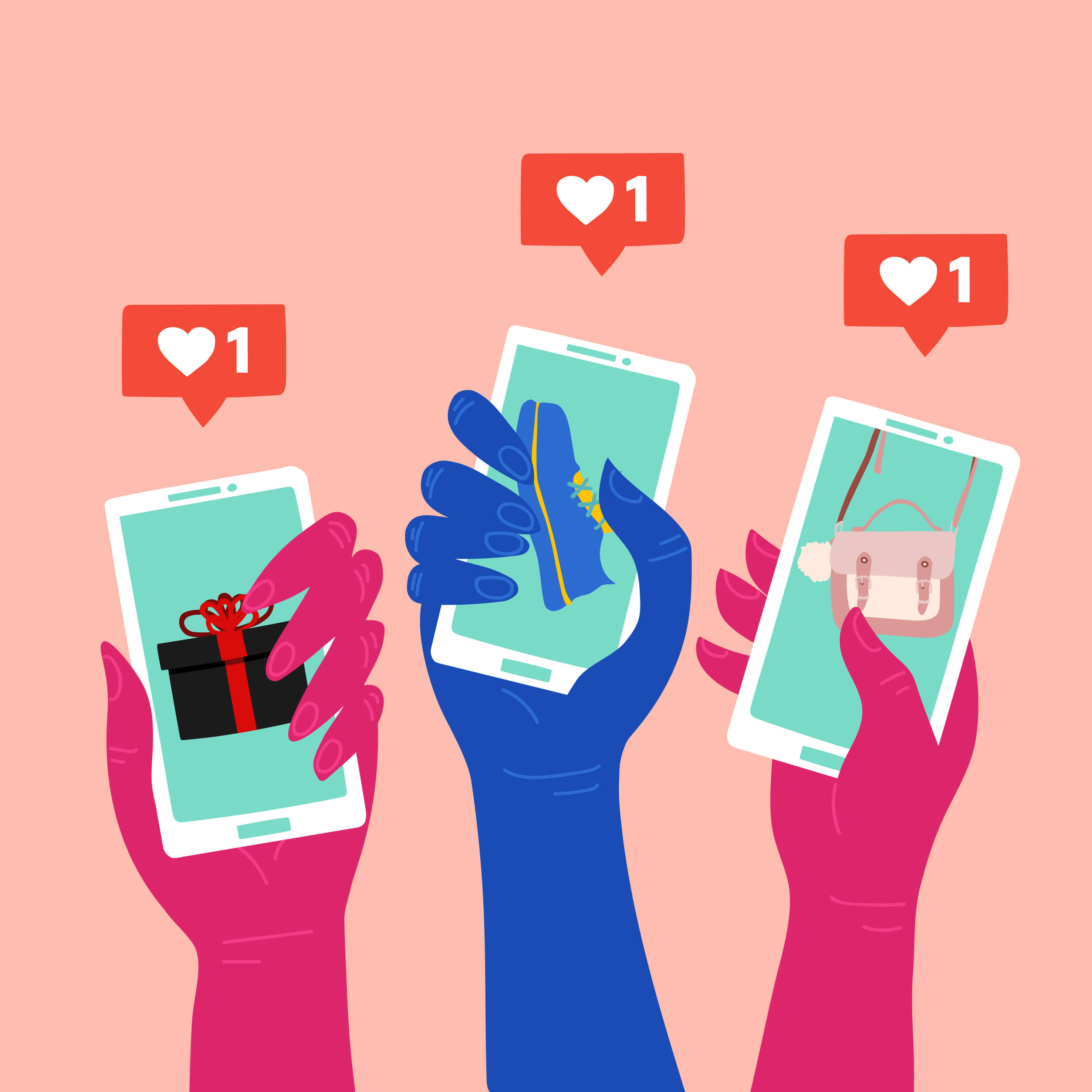 social selling influencers